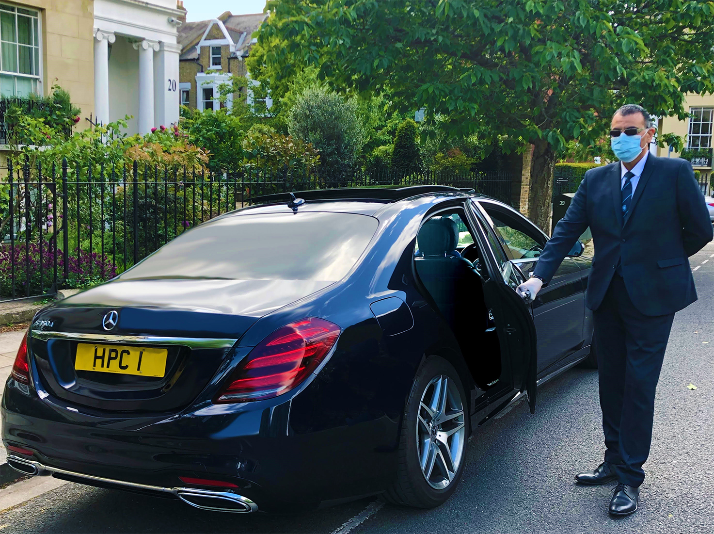 Hyde Park Cars Chauffeur service